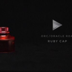 Orc Standard Cap By PlayInc. colore RUBY