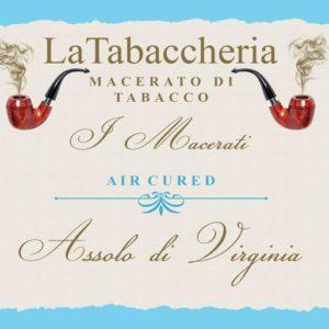 Aroma La Tabaccheria - Macerato – Assolo di Virginia 10ml