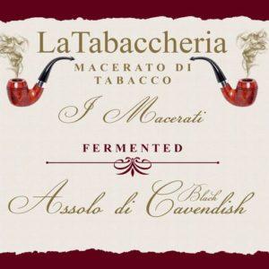 Aroma La Tabaccheria - Macerato – Assolo di Black Cavendish 10ml