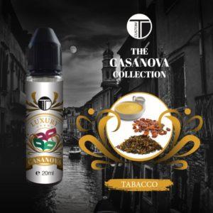 Aroma Concentrato Casanova 20ml Grande Formato - TDCustom Luxury