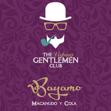 Aroma The Vaping Gentlemen Bayamo