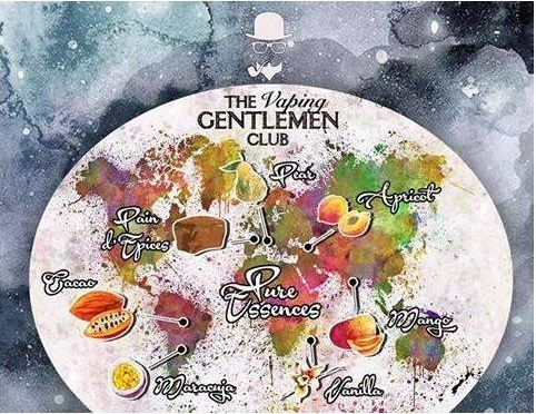 Aroma The Vaping Gentlemen - Mango - Pure Essences