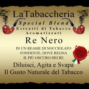 AROMA LA TABACCHERIA Special Blend – Re Nero 10ml