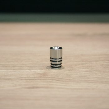 Drip Tip T2 Polished by Steam Tuners