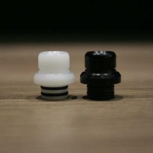 Drip Tip T9 Acetal Black by Steam Tuners