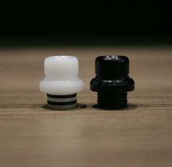 Drip Tip T9 Acetal White by Steam Tuners