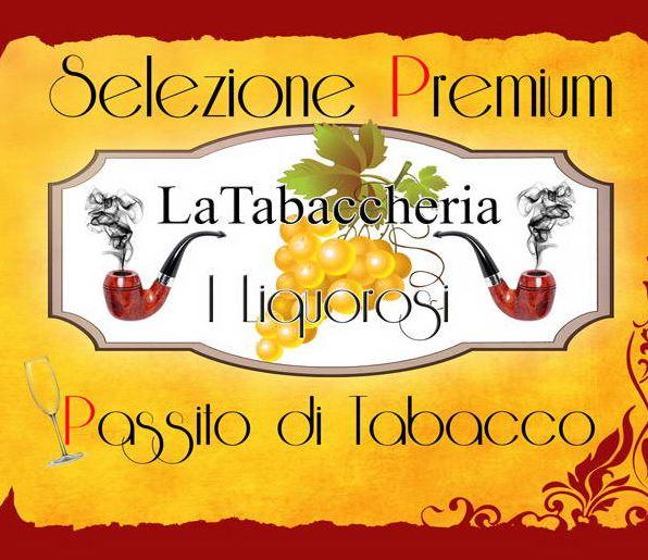 AROMA LA TABACCHERIA Selezione Premium – Passito di Tabacco 10ml