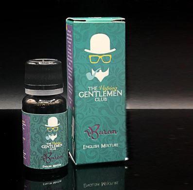 Aroma The Vaping Gentlemen Buran - English Mixture