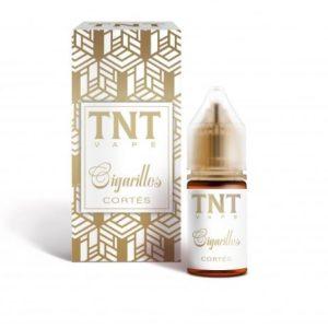 Aroma Concentrato TNT Vape Cigarillos Cortes 10ml