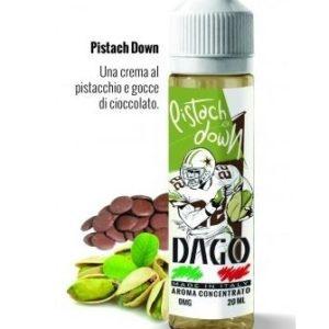 Aroma Concentrato Pistach Down 20ml Grande Formato - Dago