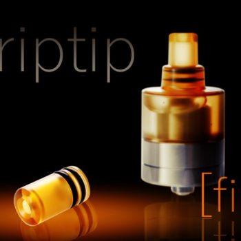 LITE DRIPTIP - Kayfun Lite 2019 - SvoeMesto colore fire