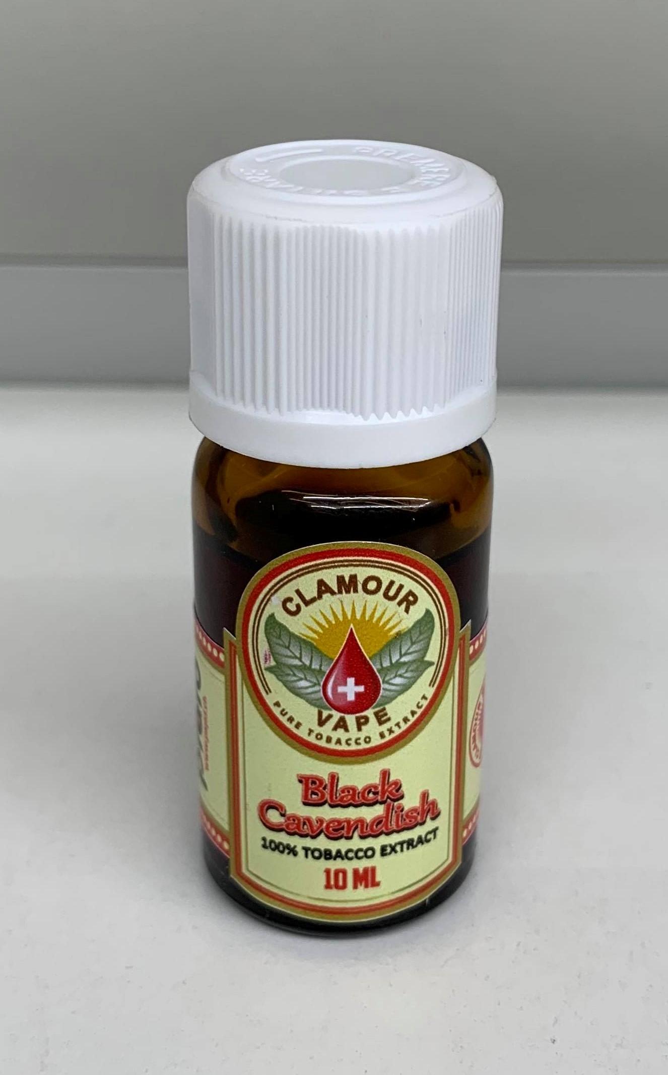 Aroma Black Cavendish 10ml - Clamour Vape