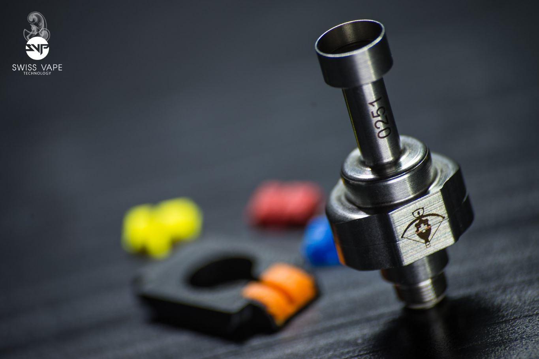 Crossbow MTL BY SVT Swiss Vape Technology