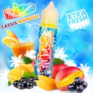 Aroma Concentrato Fruizee Black Currant Mango 20ml Grande Formato - Eliquid France