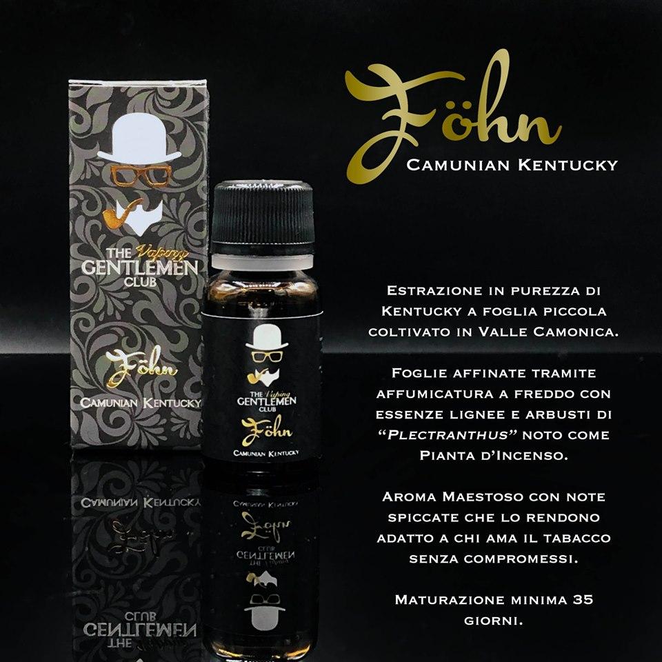 Aroma The Vaping Gentlemen Föhn