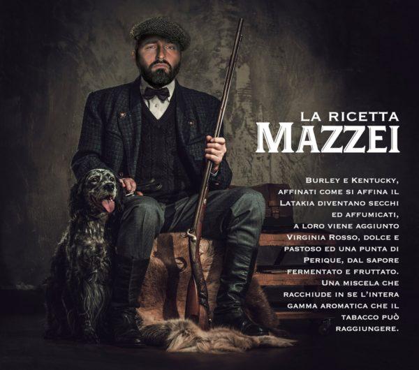 Aroma The Vaping Gentlemen The Insider - Il Mazzei