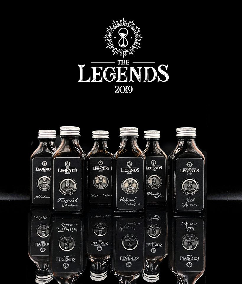 Aroma Gentlemen Club - The Legends - Alabama