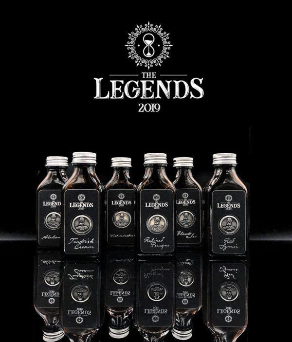Aroma Gentlemen Club - The Legends - Refined Perique