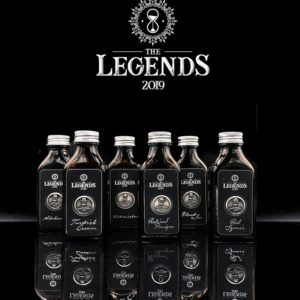 Aroma Gentlemen Club - The Legends - Turkish Cream