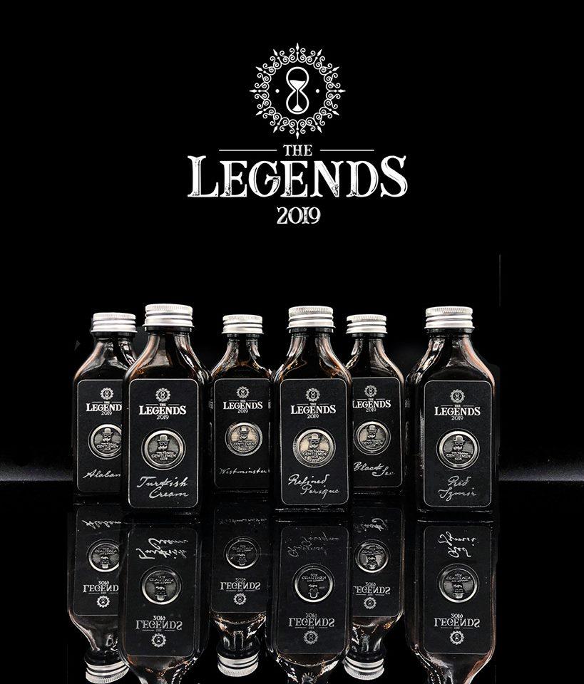 Aroma Gentlemen Club - The Legends - Turkish Cream