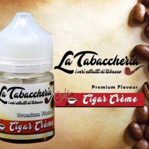 Aroma Concentrato Cigar Creme Cafe 20ml Grande Formato - La Tabaccheria