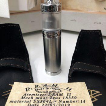 D.R.A.M. II Special Edition con Zeus 18350 - Karadagis versione polish