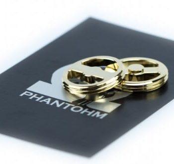 Cap Accu Gold Phantohm M
