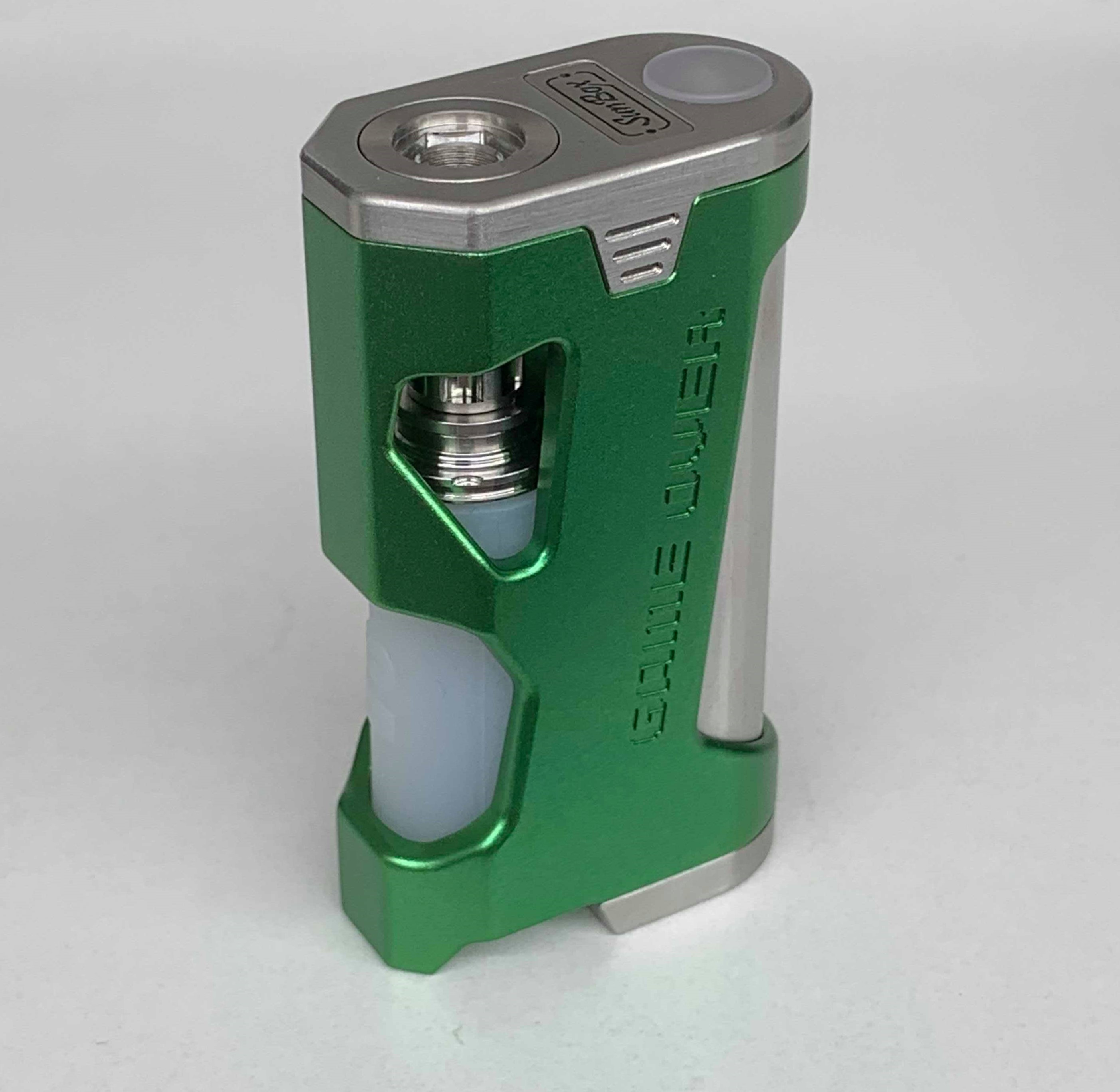 Game Over 3 Aluminum by SunBox colore Green