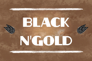 Black n' Gold – Synergy Vape concentrato 10 ml by Blendfeel
