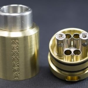KENNEDY 24 dual post OTTONE by Kennedy Vapor