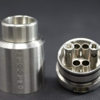 KENNEDY 25 dual post ACCIAIO BY Kennedy Vapor