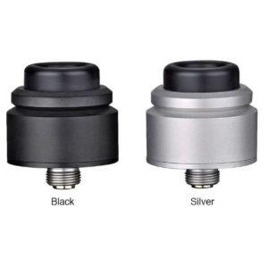 Nova RDA - Gas Mods colore Silver