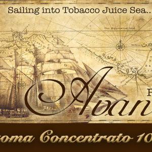 Avana Raw – Aroma di Tabacco concentrato 10 ml by Blendfeel