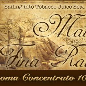 Mata Fina Raw – Aroma di Tabacco concentrato 10 ml by Blendfeel
