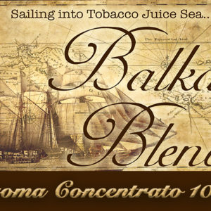 Balkan blend – Aroma di Tabacco concentrato 10 ml by Blendfeel