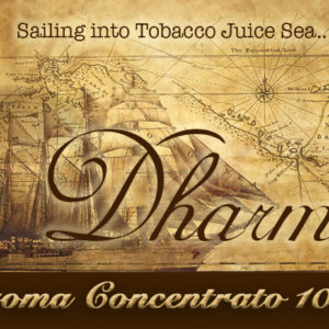 Dharma – Aroma di Tabacco concentrato 10 ml by Blendfeel