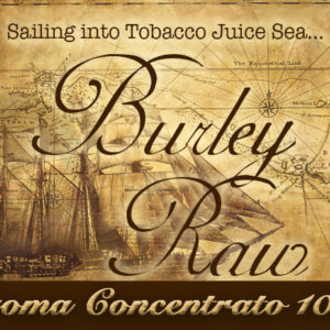 Burley Raw – Aroma di Tabacco concentrato 10 ml by Blendfeel