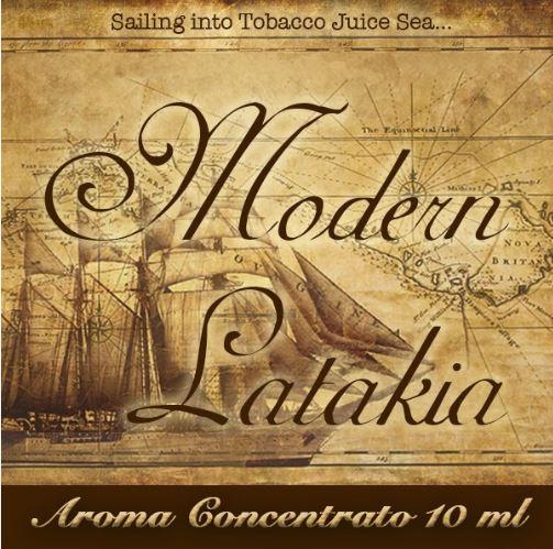 Modern Latakia – Aroma di Tabacco concentrato 10 ml by Blendfeel