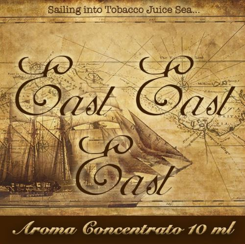 East East East – Aroma di Tabacco concentrato 10 ml by Blendfeel