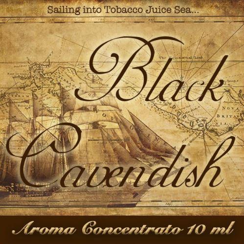 Black Cavendish – Aroma di Tabacco concentrato 10 ml by Blendfeel