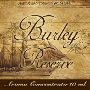Burley Reserve – Aroma di Tabacco concentrato 10 ml by Blendfeel