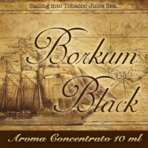 Borkum Black – Aroma di Tabacco concentrato 10 ml by Blendfeel