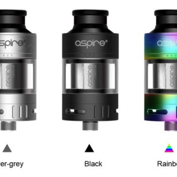 Cleito 120 Pro 3ML/4.2ML - Aspire colore rainbow
