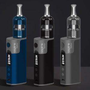 Kit Zelos 50w 2.0 con Nautilus 2S - Aspire colore blu