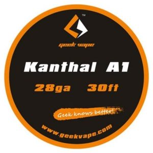 Kanthal A1 28ga - Geek Vape