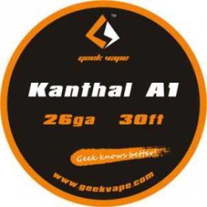 Kanthal A1 26ga - Geekvape