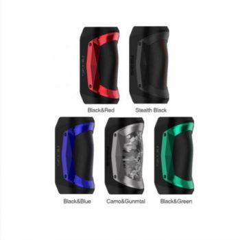 Box Aegis Mini - Geekvape colore black/green