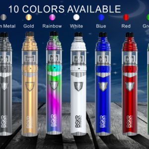 BSKR Berserker Starter Kit MTL by Vandy Vape - colore green