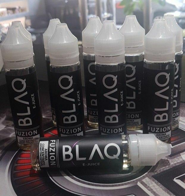 Aroma Concentrato FUZIONS 20ml Grande Formato - BLAQ