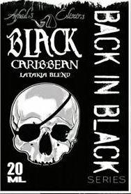 Aroma concentrato Azhad's back in Black - Black Caribbean 20ml Grande Formato